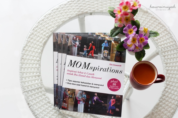 21 momspirations book