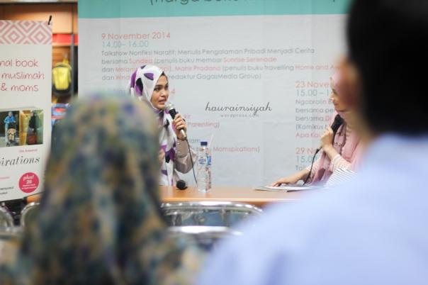 abandung-50 Booktalk Momspirations at Bandung