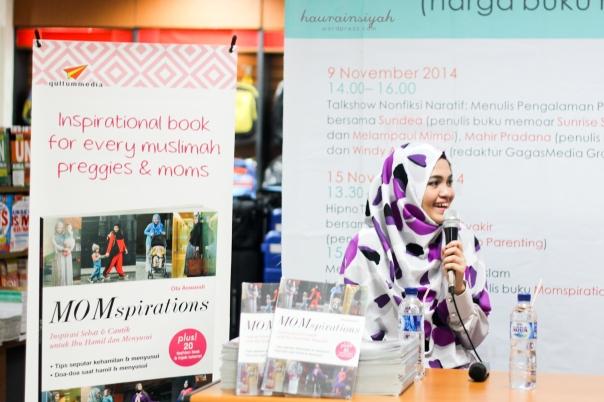 abandung-54 Booktalk Momspirations at Bandung