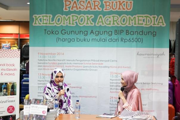 abandung-57 Booktalk Momspirations at Bandung