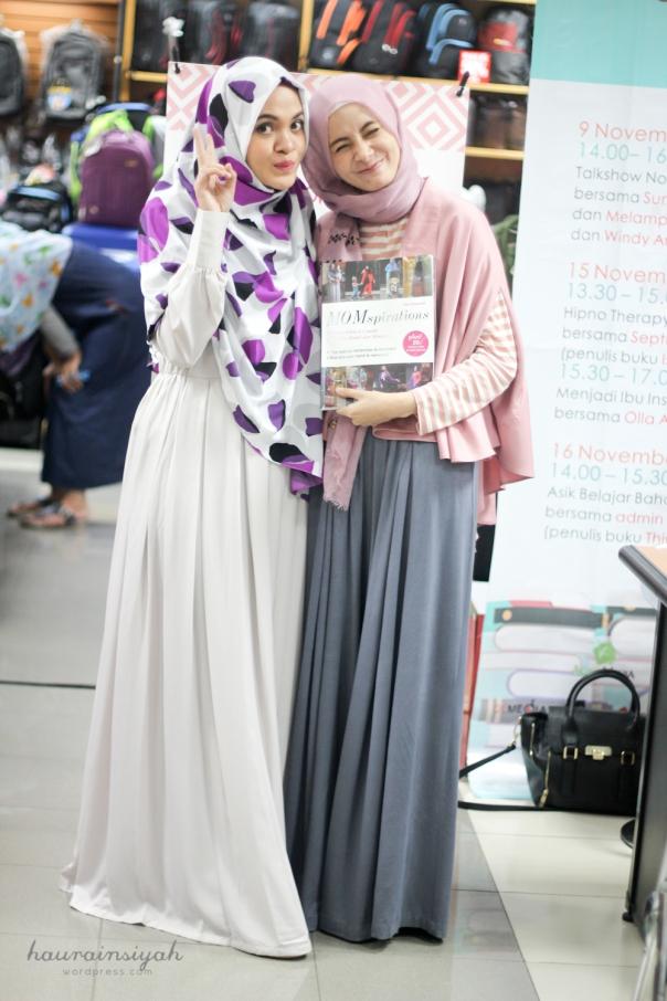 abandung-62 Booktalk Momspirations at Bandung