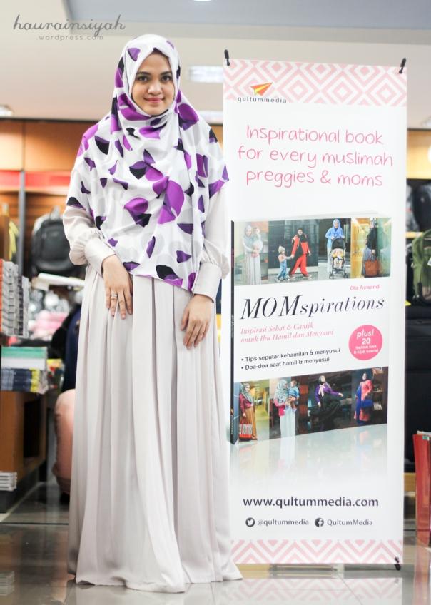 abandung-81 Booktalk Momspirations at Bandung