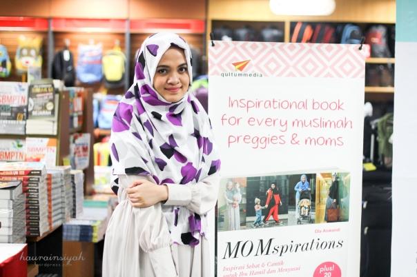 abandung-84 Booktalk Momspirations at Bandung