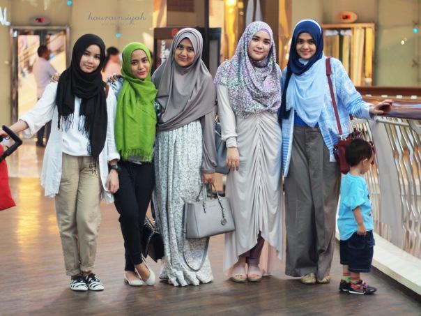 ihb KOPDAR Indonesian Hijab Blogger